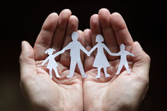 paper-chain-family-protected-cupped-hands-15253773